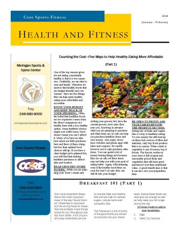 Jan Feb 2018 newsletter page 1